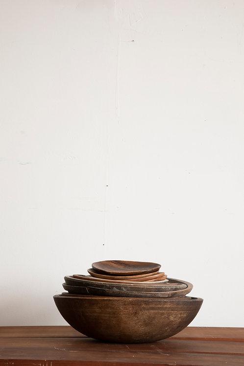 Wooden Dough Bowls (Price Per Bowl)