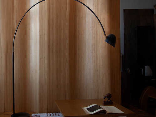 Large Arched Floor Lamp