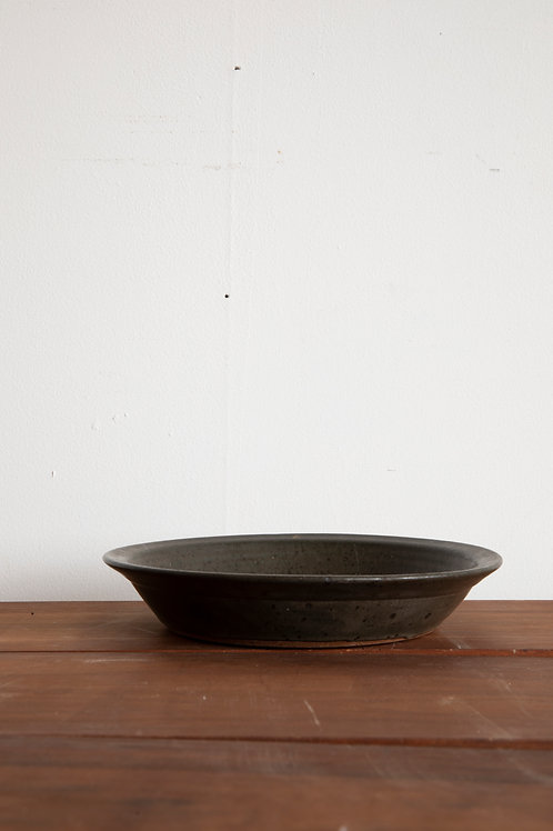 Cast Iron Low Dish