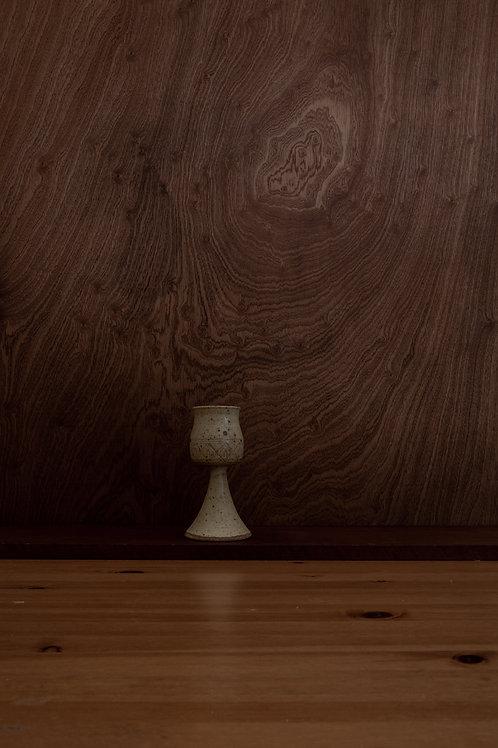 Earthenware Goblet