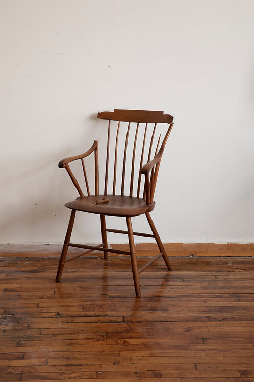 Antique Colonial Chair (Circa 1800) - In Progress