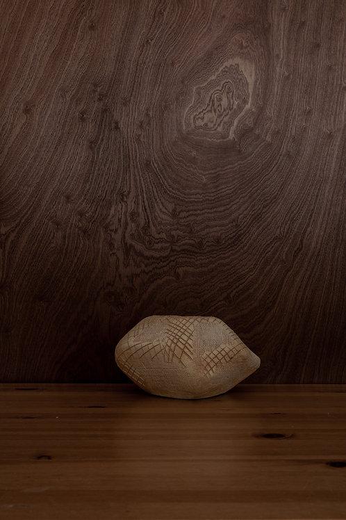 Handmade Clay Decorative Bowl