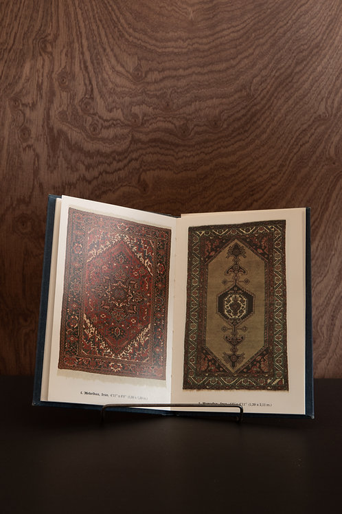 """Oriental Rugs in Colour"" Book"