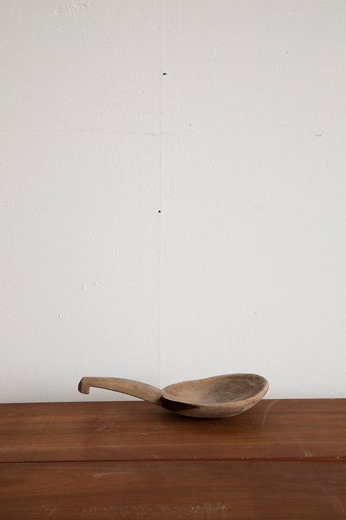 Wood Serving Spoon