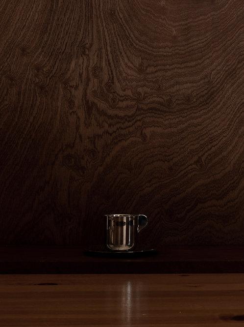 Georg Jensen Espresso Cup + Saucer