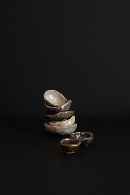 Ceramic Small Pinch Pots
