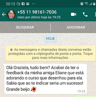 Portugues para Tradutor Eliane comentari