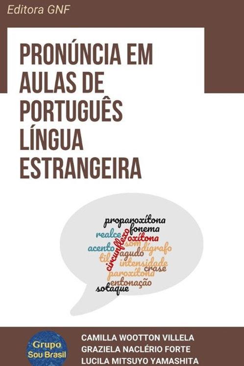 Pronúncia em Aulas de Português Língua Estrangeira