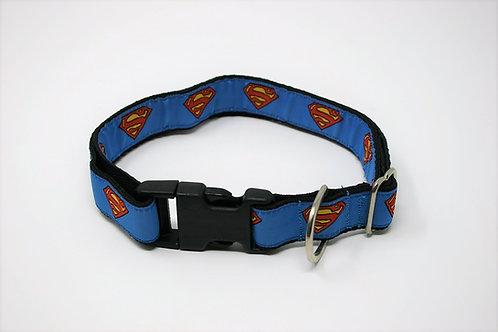Superman Adjustable Webbing Collars