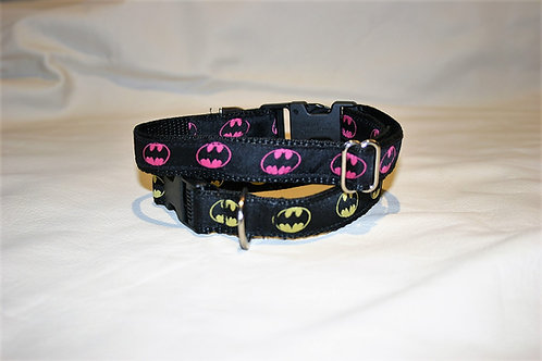 Batman Adjustable Webbing Collars