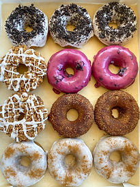 Gluten Free Vegan Donuts