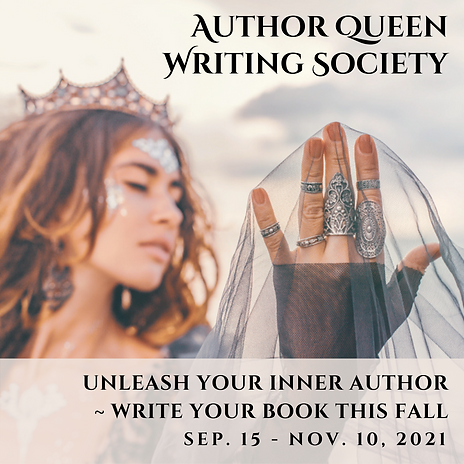 Write Your Book this Fall  Writing from the Queen's Seat.png