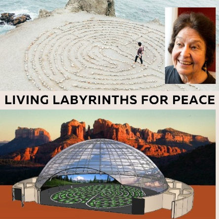 Living Labyrinths for Peace by