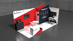 5x3 Exhition stand