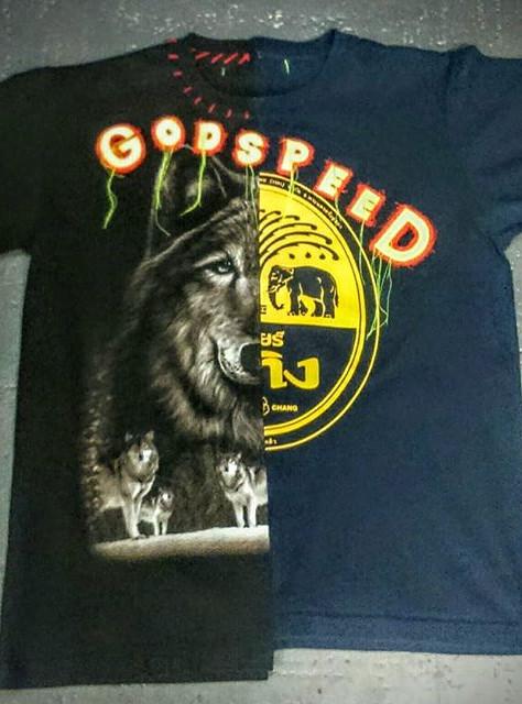 GODSPEED upcycled t-shirts_#upcycledclot