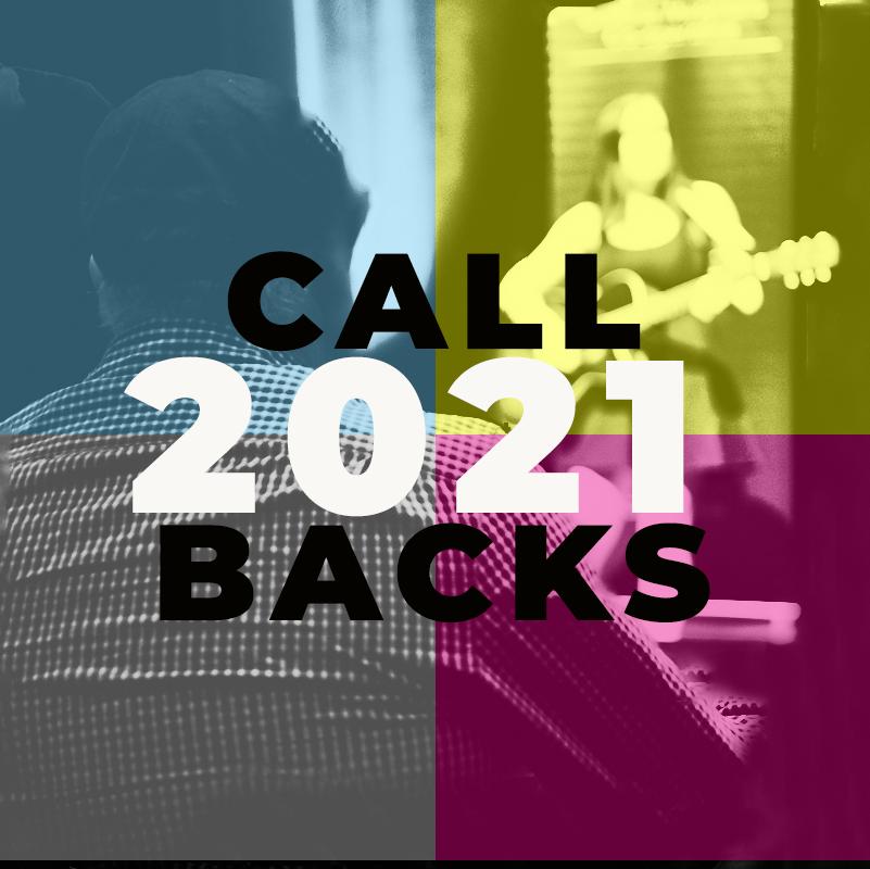 Callback Auditions 2021 Emerging Artist