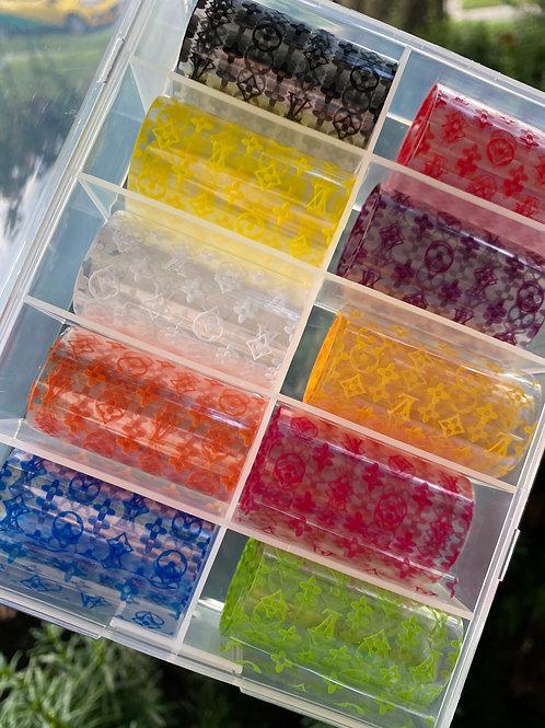Designer Nail Foil #4