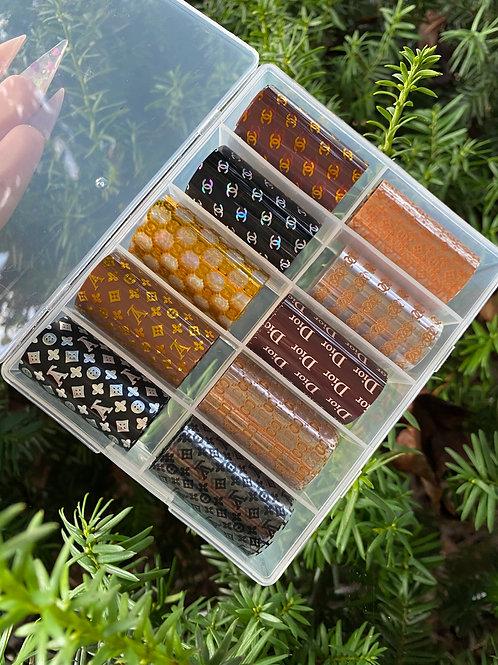 Designer Nail Foil #2