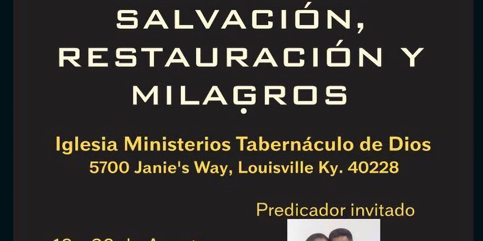 Campaña Evangelistica