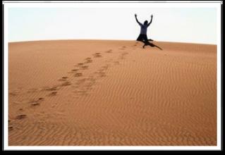 Cuando Dios mueve tu tarima al desierto.