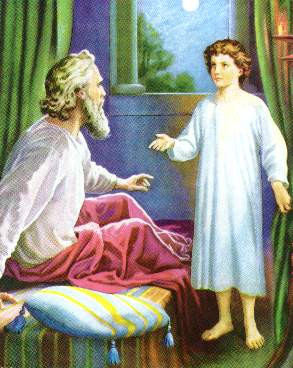Dios pude estar callado con Eli, pero no con Samuel. ¿Cuál eres tu?