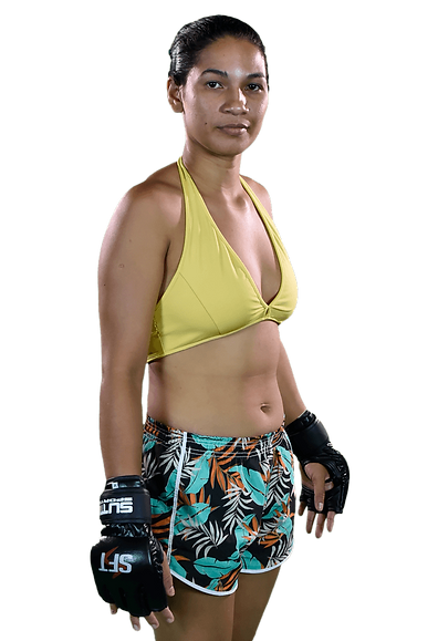 FIGHTER BIO ANDREINA REIS _CHINA MUAY TH