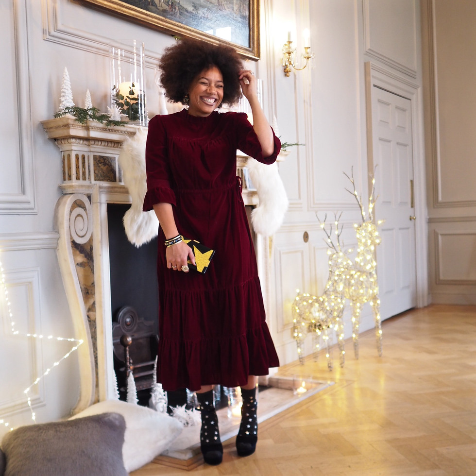 Your Christmas outfit nailed with M&S