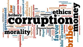 ظاهرة الفساد : مسبباتها وتحليلها واثارها على المجتمع العراقي