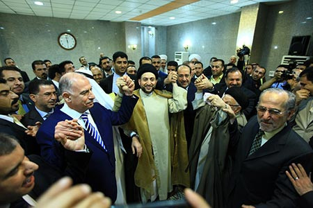 ظاهرة النفاق في المشهد السياسي العراقي