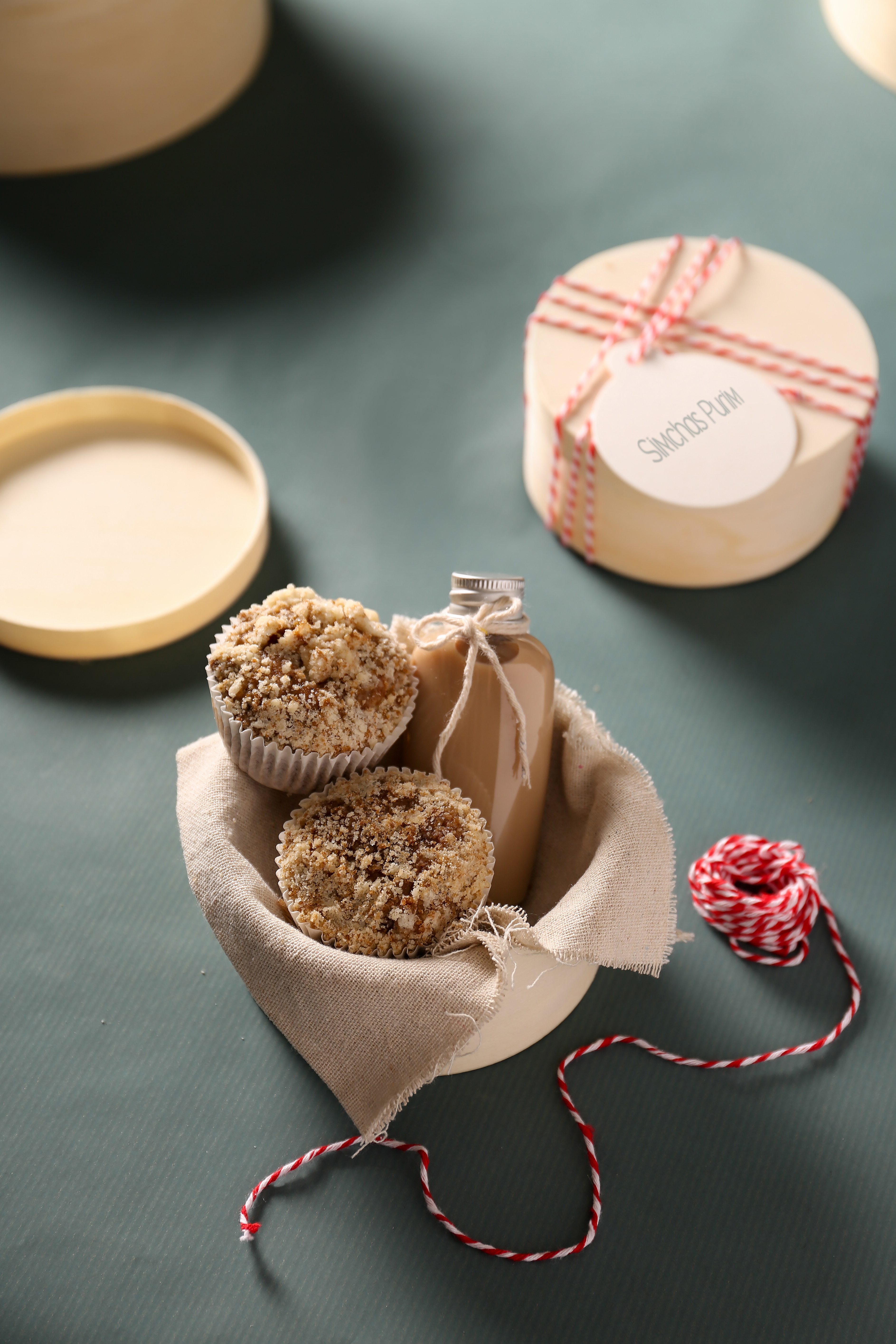 Cappuccino Cheese Muffins