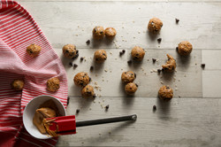 Healthy Peanut-Chew Balls