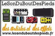 """""""Le Son Du Bout Des Pieds - Des Artistes et des Effets !"""""""