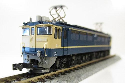 区名札入 EF65 1105 田端機関区 クーラー付