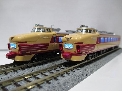 485系100番台 特急「雷鳥」12両セット室内灯付特製品
