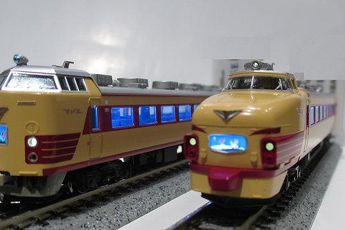 485系100・300番台 特急「雷鳥」12両セット室内灯付特製品