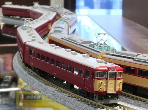 711系急行「かむい」6両セット特製品