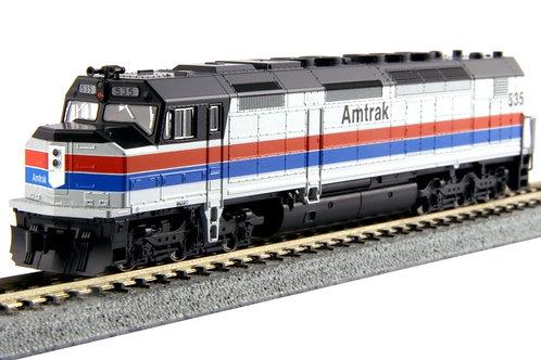 EMD SDP40F Amtrak ph II  #535 サウンドデコーダ付