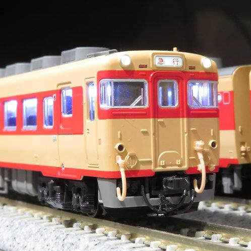 キハ58系急行「丹後3号」6両セット特製品