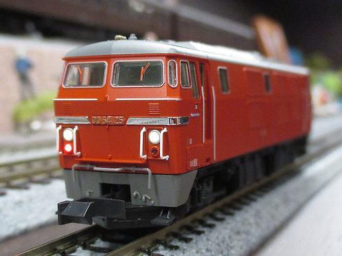 DD54 25 福知山機関区(区名札入) DCC特製品