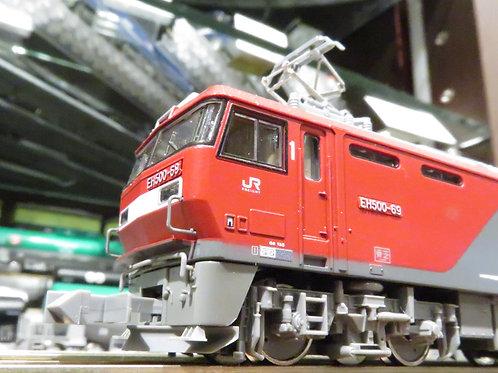 区名札入 EH500-69 門司機関区