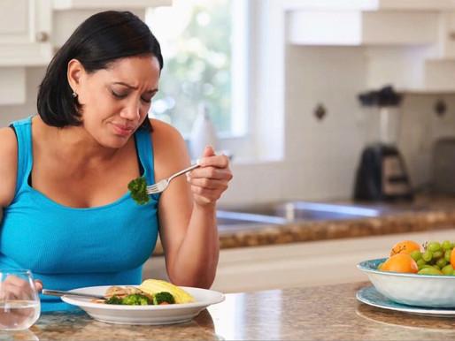 POR QUÉ NO LOGRO BAJAR DE PESO… a pesar de una buena dieta y mucho ejercicio??