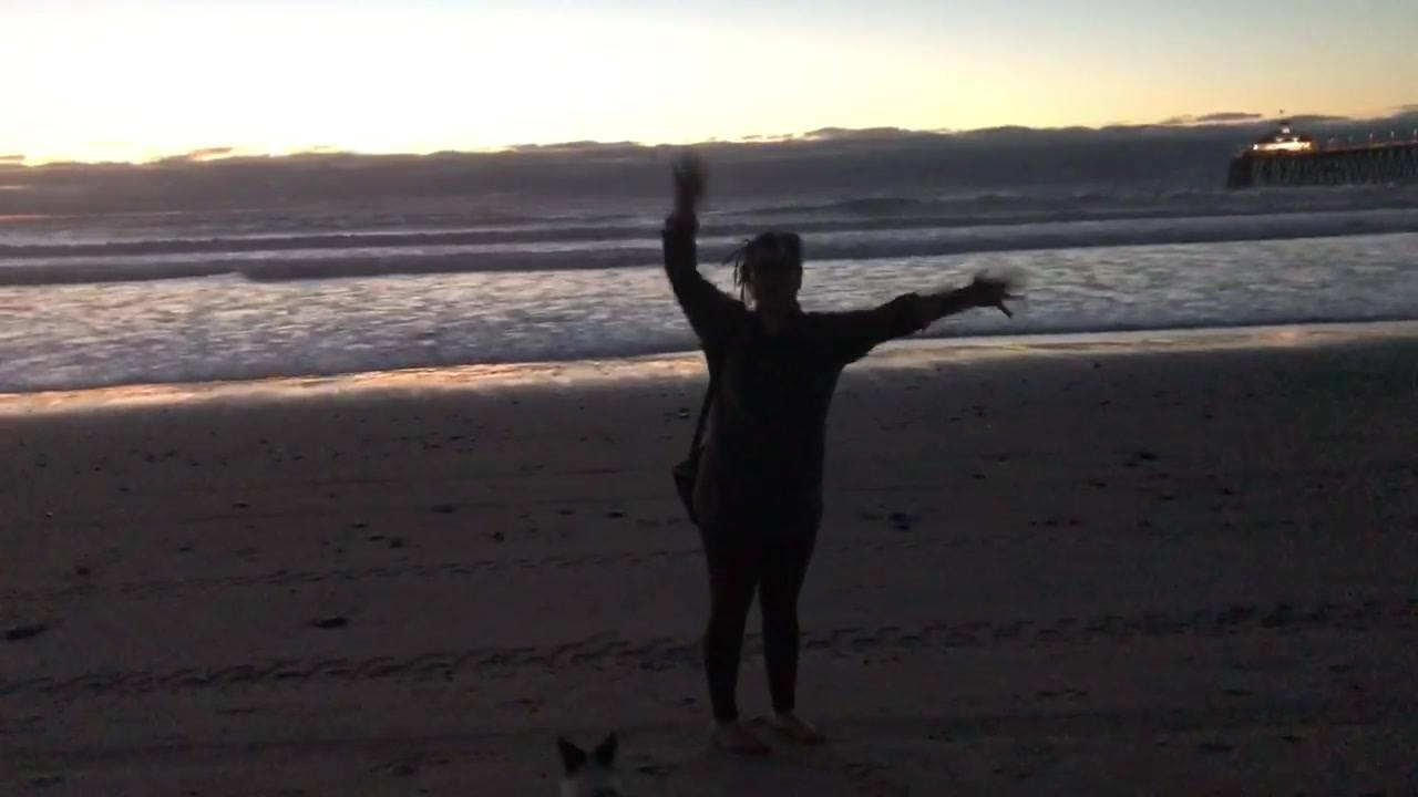California beaches call my name more and more! And now our puppies love them just as much!!!