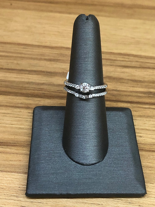 .70 ctw diamond engagement ring