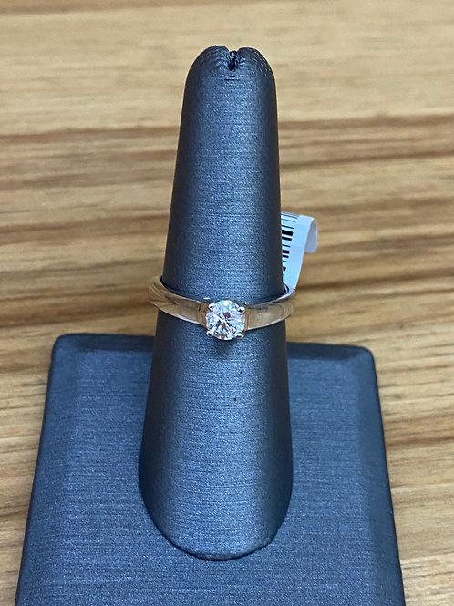 .48 ct round diamond engagement ring