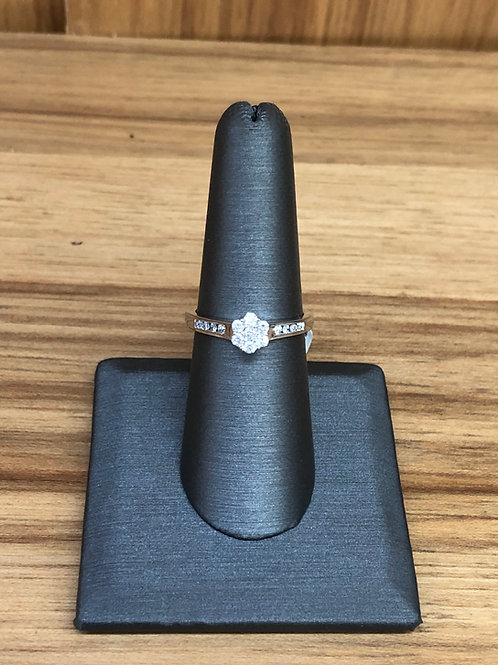 .30 ctw diamond engagement ring