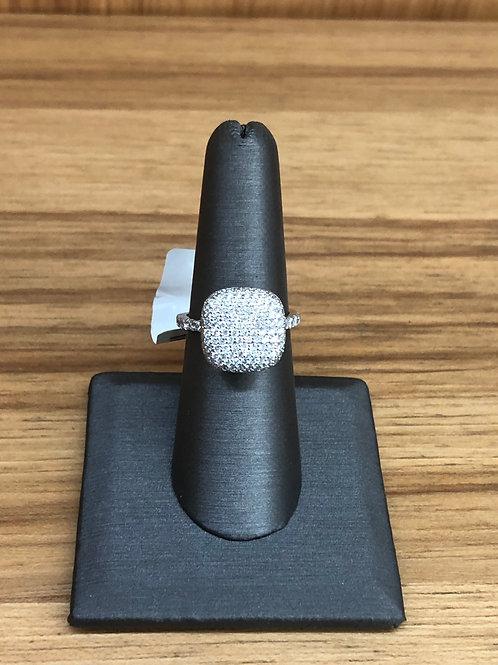 1.38 ctw diamond engagement ring