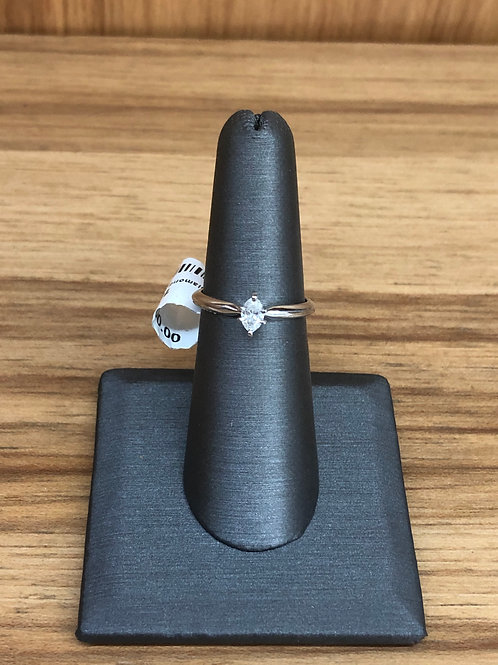 .25 ct marquise diamond engagement ring