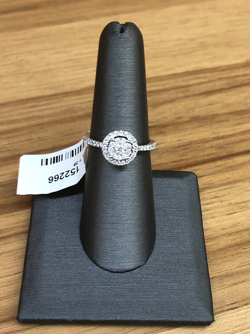 .50 ctw diamond engagement ring