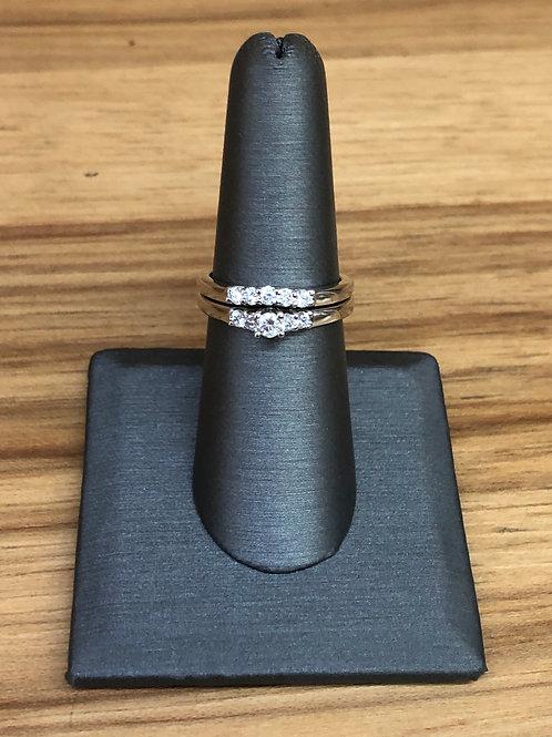 .50 ctw diamond engagement ring