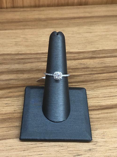 .54 ctw diamond engagement ring